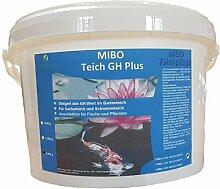 MIBO GH Plus 3kg erhöhen 30.000 Liter Gartenteichwasser um 3° bis 5° dGH