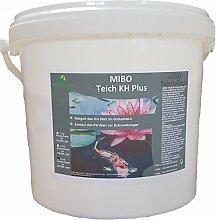 MIBO KH Plus 5kg für 200.000 Liter Gartenteichwasser Karbonatwerterhöhung