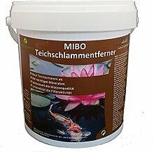 MIBO Teichschlammentferner 1kg Teichpflege