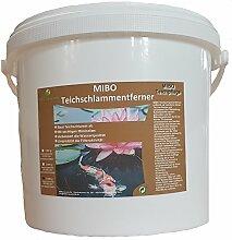 MIBO Teichschlammentferner 5kg Teichpflege Mulmabbau Gartenteich