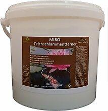 MIBO Teichschlammentferner 5kg Teichpflege