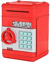 MICHEN Elektronische Sparschwein ATM Mini Spardose