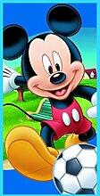 Mickey Mouse : Kinder Badetuch - Strandhandtuch