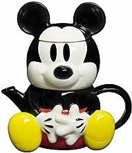 Mickey-Mouse-T-4 ein SAN1812 (Set Tasse und