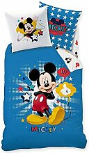 MICKY Maus Kinder Bettwäsche · MICKEY MOUSE STAR