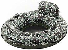 MICOKY Aufblasbarer Sessel mesh Tuch Wasserstuhl