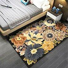 MICOKY Teppich Chinesischen Wohnzimmer Teppich