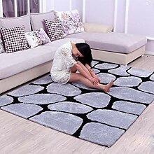 MICOKY Teppich für Wohnzimmer, Sofa, Couchtisch,