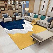 MICOKY Teppich Luxus Einfache Wohnzimmer
