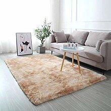 MICOKY Teppich Nordic Couchtisch Einfache
