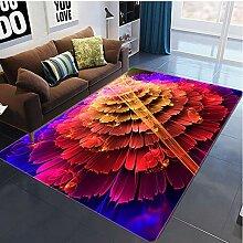 MICOKY Teppich Vision Home Wohnzimmer Couchtisch