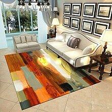 MICOKY Teppich Wohnzimmer Couchtisch Chinesische