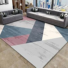 MICOKY Teppich Wohnzimmer Nordic Modern Einfacher