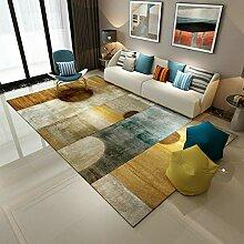 MICOKY Teppich Wohnzimmer Sofa Couchtisch Decke