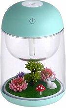 Micro Landscape Luftbefeuchter für Baby Office