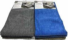 Micro Sensation Microfaser Geschirrtuch Handtuch