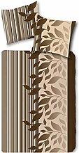 Microfaser Fleece Bettwäsche 135x200cm