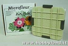 Microfleur Maxi–Presse für Blumen 23x
