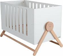 Micuna Babybett ´´Swing´´ aus Holz mit