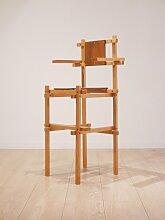 Mid-Century Kinder-Hochstuhl von Gerrit Rietveld,
