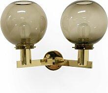 Mid-Century Wandlampe von Hans-Agne Jakobsson,