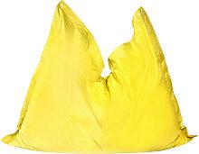 MID.YOU SITZSACK Uni , Gelb, Kunststoff, 390 L,