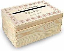 MidaCreativ kl. Holzbox Briefbox (K3) Konfirmation