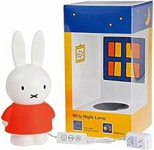 Miffy Charlie Friends Nachttisch Lampe,