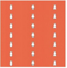 Miffy Tapete - orange