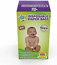 Mighty Clean Baby Windeltaschen mit leichtem