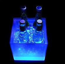 Miju Led Eiswürfelbehälter Flaschenkühler