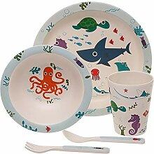 MIK funshopping Geschirr-Set für Kleinkinder aus