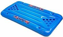 mikamax - Aufblasbarers Pool Pong Luftmatratze