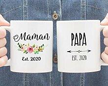 Mike21Browne Papa und Maman Est 2020 Neues
