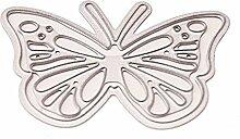 mikolot Schmetterling DIY Fotoalbum/Scrapbooking