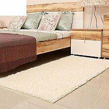 Mikrofaser Chenille Teppich/ Schlafzimmer Teppich/ Erker Decke/Badvorleger-I 60x160cm(24x63inch)