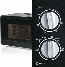 Mikrowelle mit Auftaufunktion 20Liter Volumen,