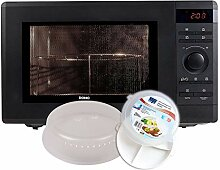Mikrowelle mit Grill 1000W, Grill 1100W, 36 l