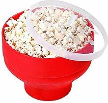 Mikrowelle Popcorn Popper, Cuitan Mikrowellen