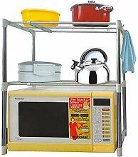 Mikrowelle Regal für Küche, Extensible