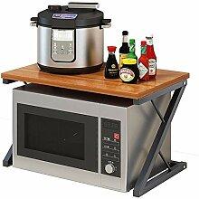 Mikrowelle Regal für Küche, Multifunktionaler