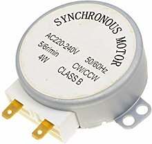 Mikrowelle TYJ50-8A7 4W 5/6 RPM 11mm Synchronmotor