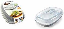 Mikrowellen-Dampfgarer, BPA-frei