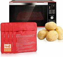 Mikrowellen Kartoffelbeutel, Kartoffel Mikrowelle