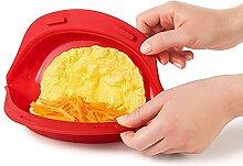 Mikrowellen Omelett Maker, Rührei Maker, Schnelle