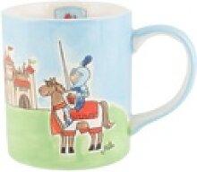 Mila Becher Mila Keramik-Becher Ritterspiele,