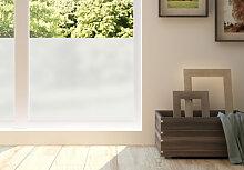 Milchglasfolie - Fensterdekor Sichtschutz