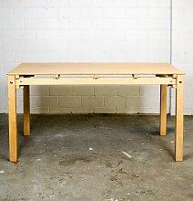 Military Tisch von Gerrit Thomas Rietveld, 1980er