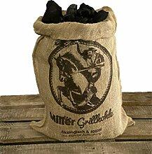 Miller 5 kg Grillkohle, aus nachhaltiger