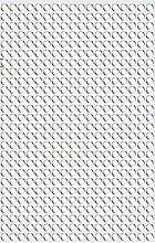 Millioncrystalbody 2808 Strasssteine Selbstklebend